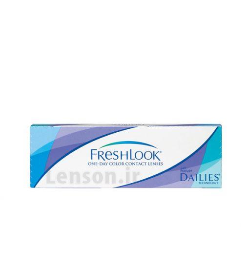 لنز رنگی روزانه فرشلوک