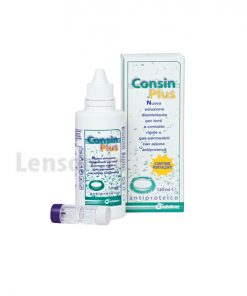 فروش محلول لنز سخت کانزین پلاس